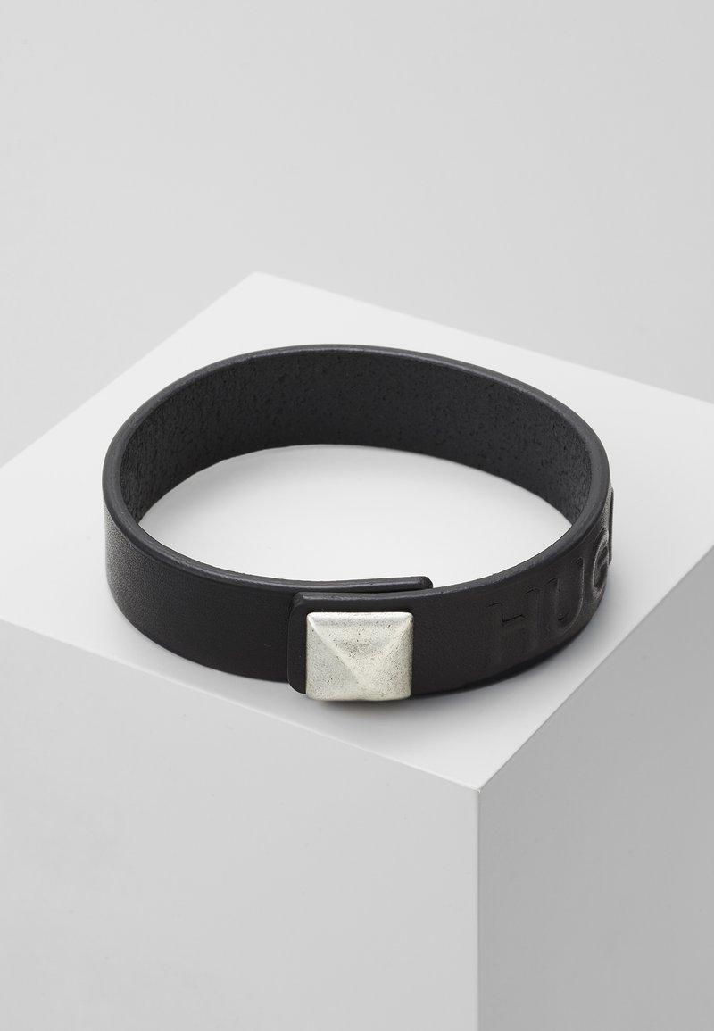 HUGO - STUDBAND BRACELET  - Armbånd - black