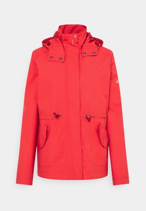 PROMENADE JACKET - Light jacket - ocean red