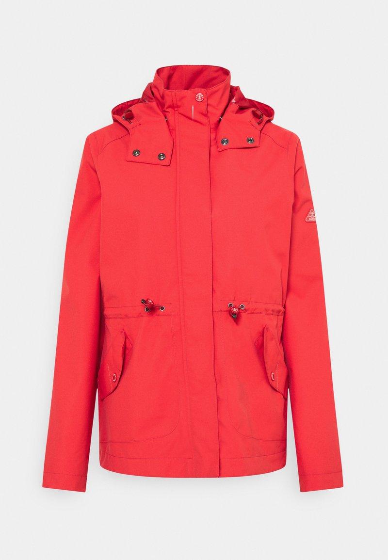 Barbour - PROMENADE JACKET - Light jacket - ocean red