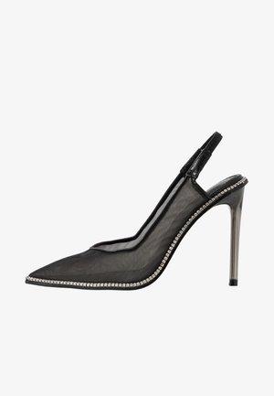 SAVLAMAR - High heels - black