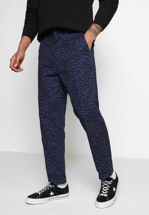 HARDWORK CARPENTER PANT  - Straight leg jeans - navy