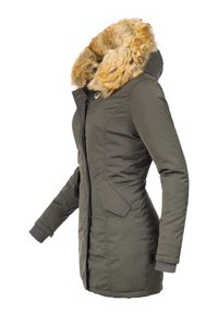 Marikoo - KARMAA - Winter coat - anthrazitgrau - 2