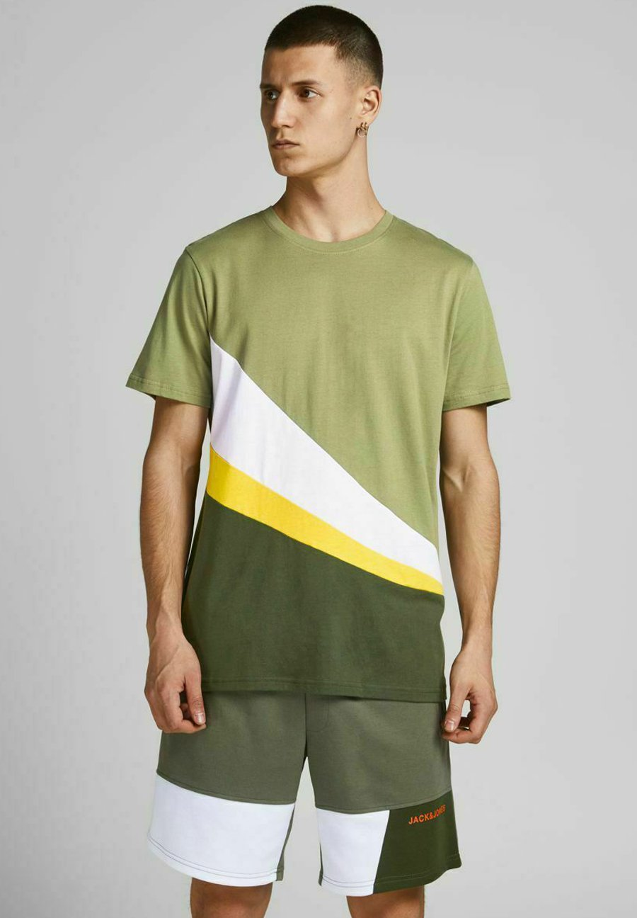 Uomo JCOMARTY  - T-shirt con stampa
