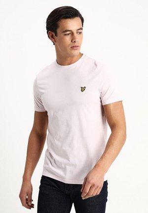 T-shirt - bas - dusky lilac