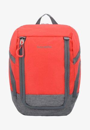 Rucksack - red/grey