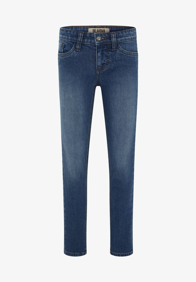 Slim fit jeans - medium blue