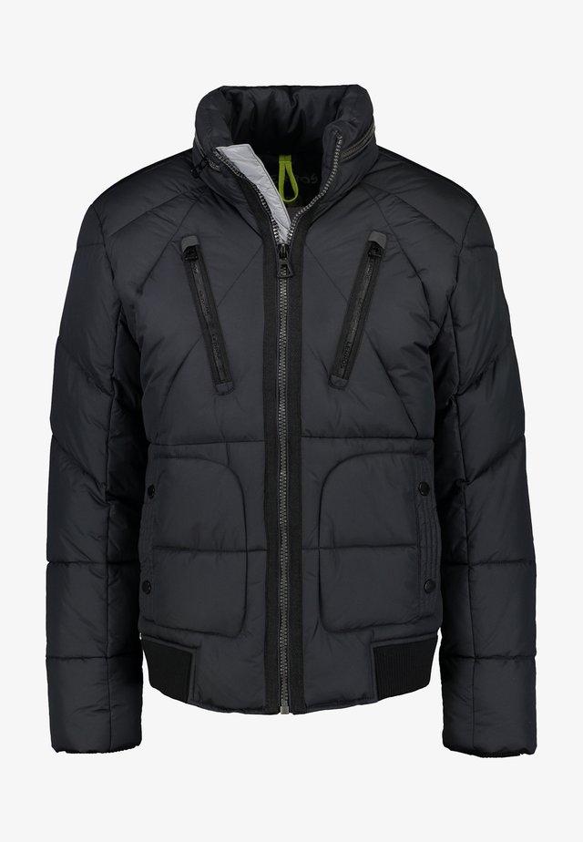 2-TONE - Winter jacket - black