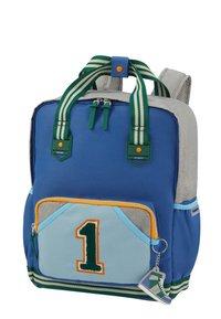 Samsonite - SCHOOL SPIRIT  - School bag - mottled dark blue - 2