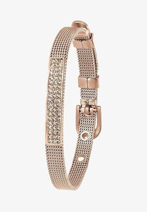 Armband - rosékleurig