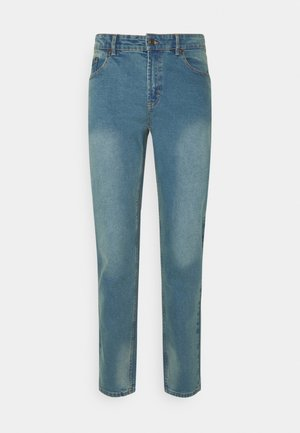 MR. GREEN - Slim fit jeans - light blue
