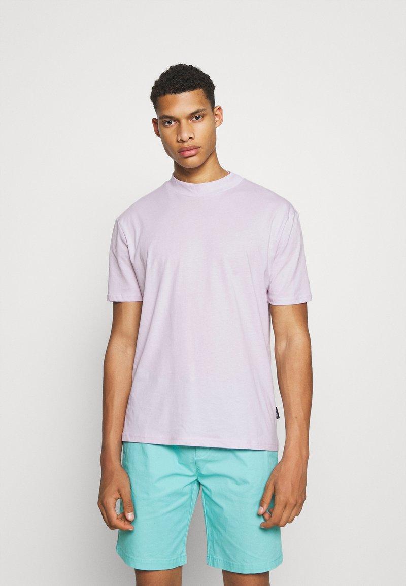 YOURTURN - UNISEX - T-shirt - bas - purple