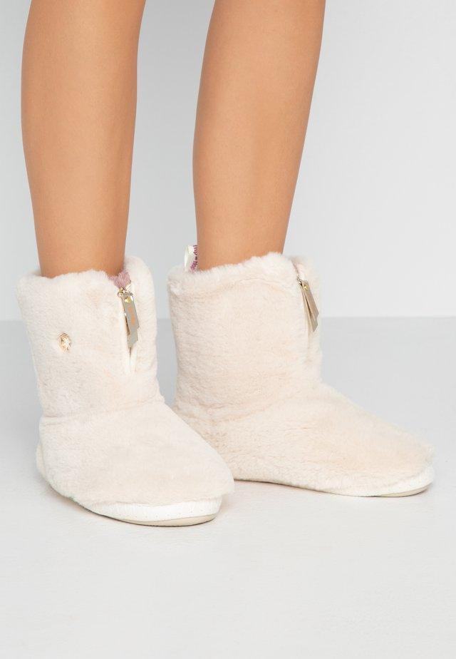 COTTAGE MATE ZIP - Pantoffels - sombrero