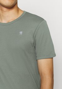 G-Star - BASE 2 PACK  - Basic T-shirt - light building - 5