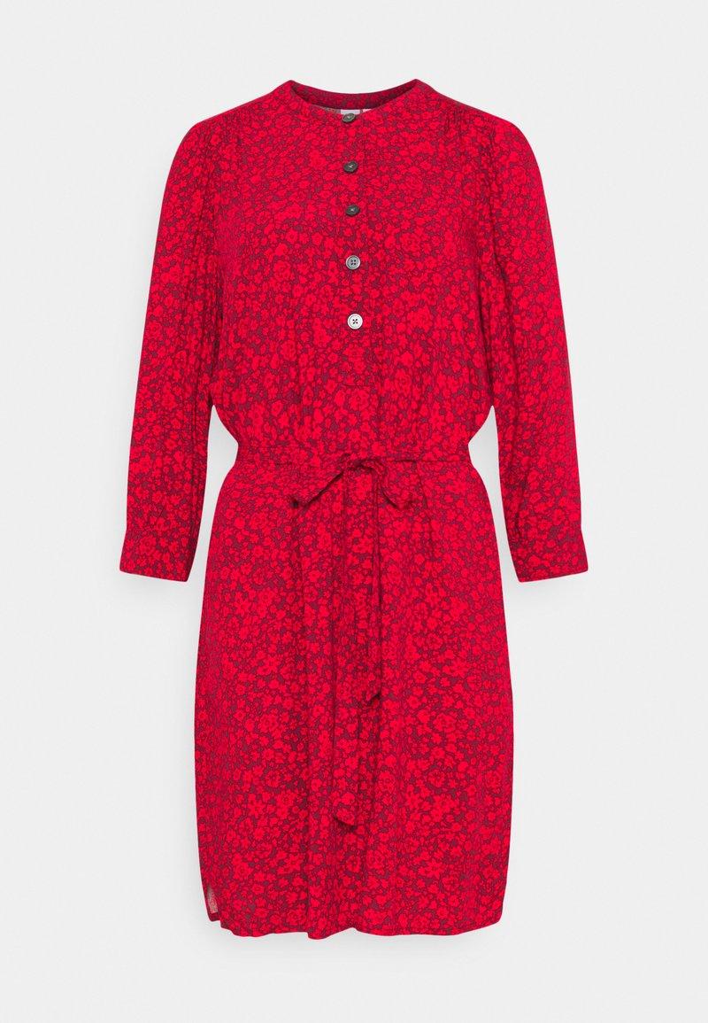 GAP - DRESS - Shirt dress - red
