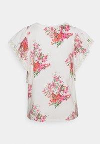 Desigual - MERY - T-shirt imprimé - white - 1