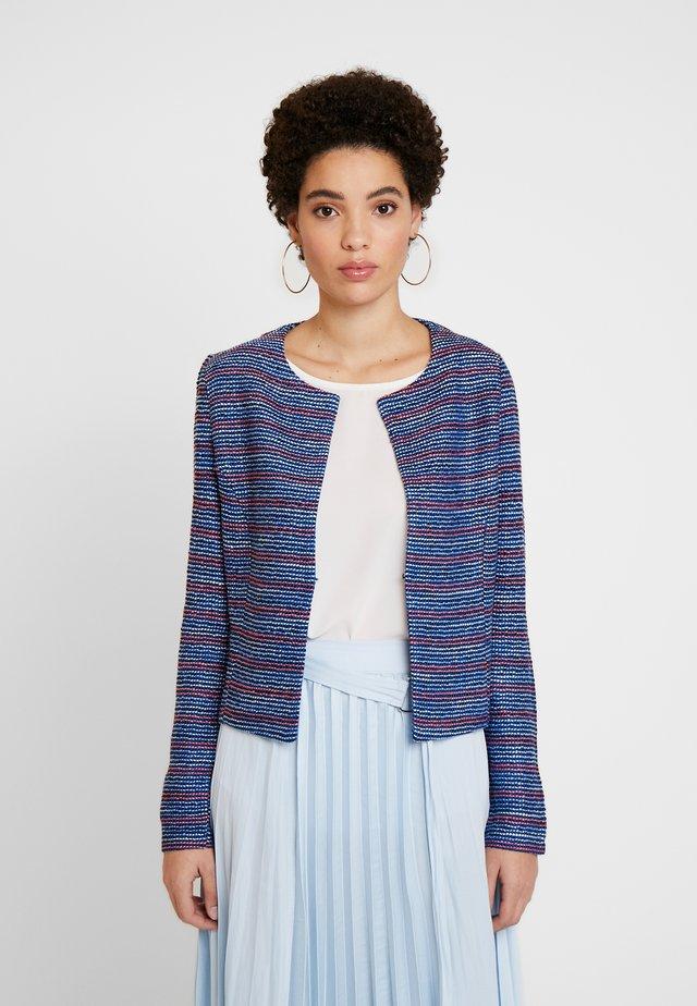 COLORFUL - Blazer - pink blue/purple