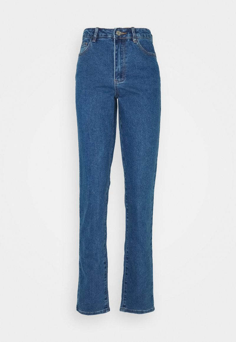 Missguided Tall - COMFORT STRETCH  - Straight leg jeans - light blue