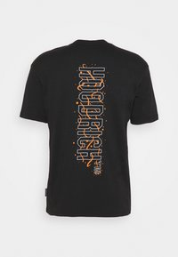 Hoodrich - Print T-shirt - black - 1