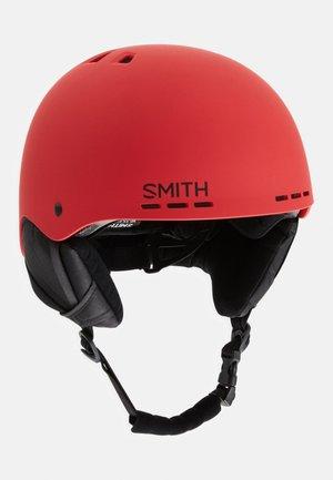 HOLT UNISEX - Helmet - matte lava