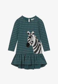 happy girls - Denní šaty - dark green - 2