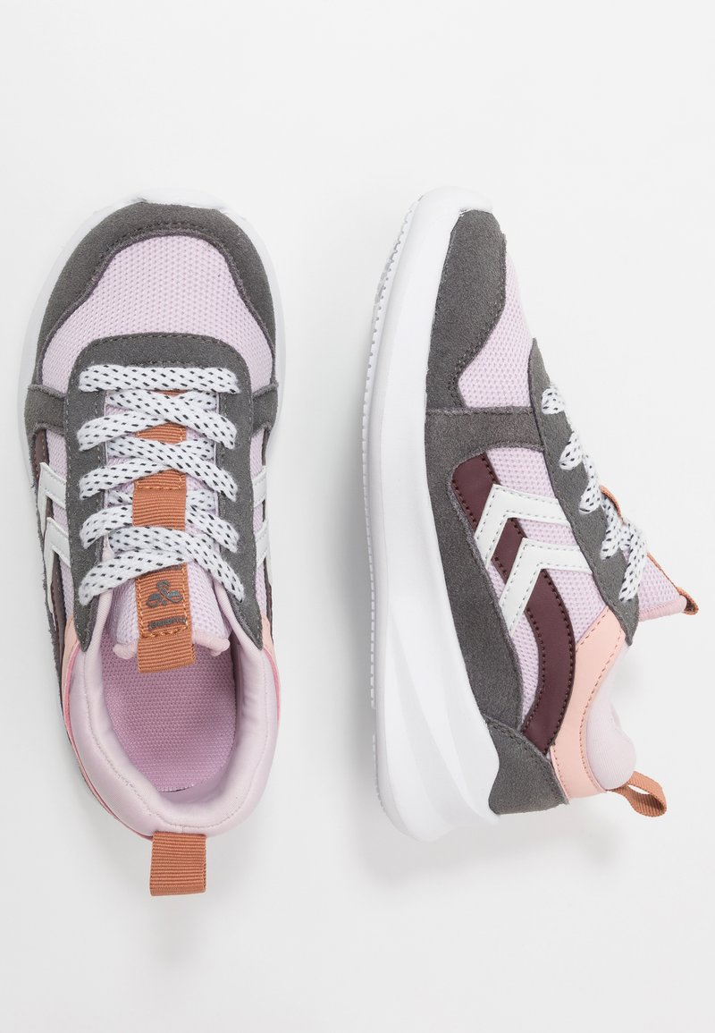 Hummel - BOUNCE  - Sneakers - lilac/snow
