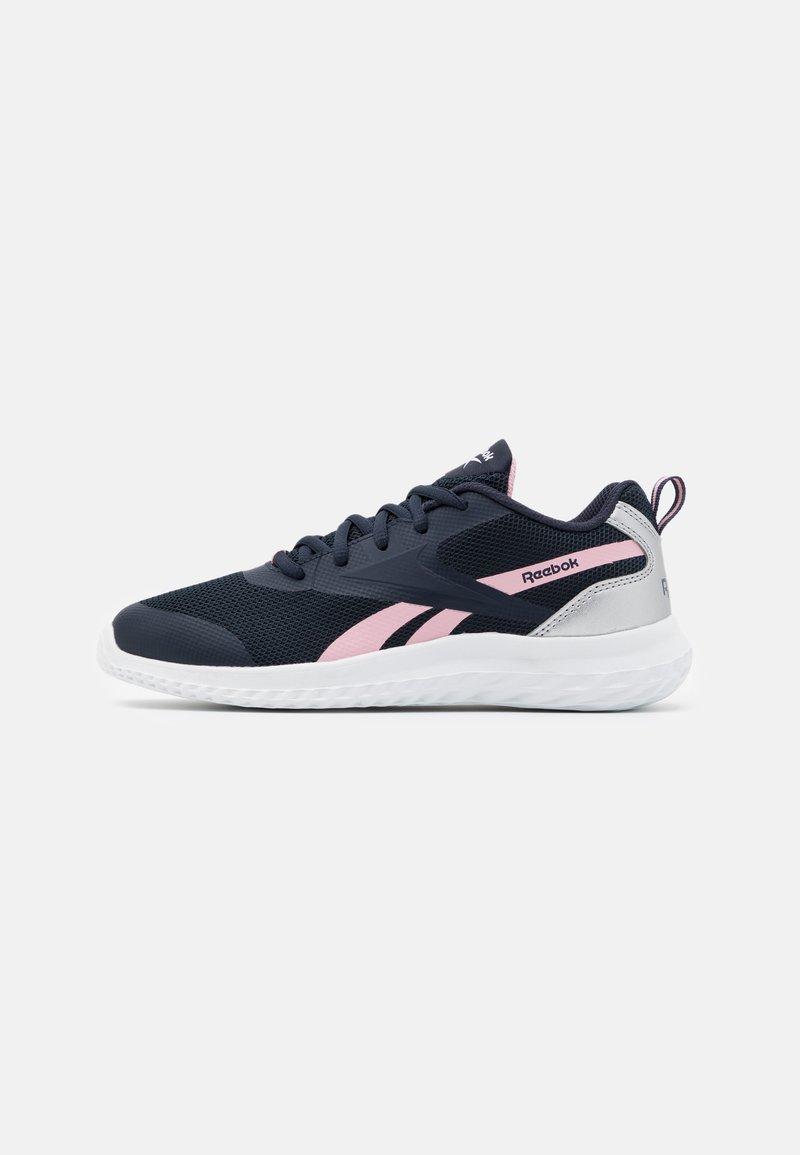 Reebok - RUSH RUNNER 3.0 - Zapatillas de running neutras - night navy/class pink/silver metallic