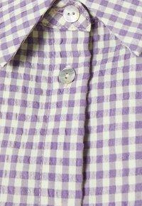 Moves - MIMAISA - Button-down blouse - lavender - 2