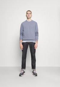 Nudie Jeans - GRITTY JACKSON - Vaqueros rectos - dark-blue denim - 1