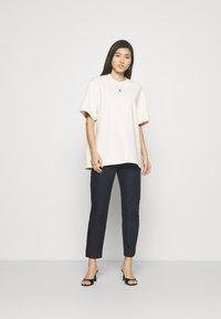 Marks & Spencer London - SMART - Chino kalhoty - dark blue - 1