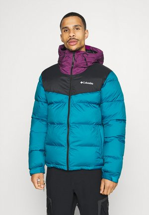 ICELINE RIDGE JACKET - Veste de ski - fjord blue/black