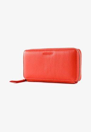 Wallet - coral