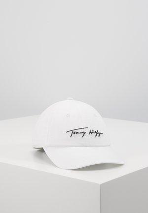 SIGNATURE  - Cap - white