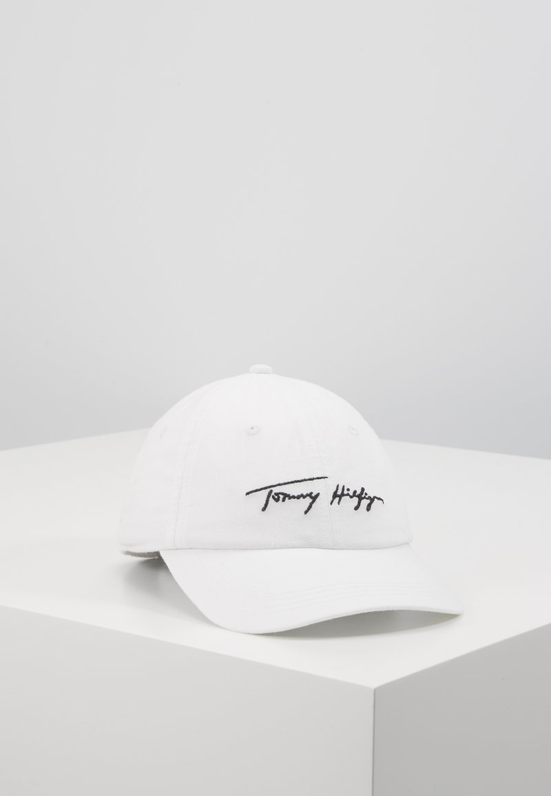 Tommy Hilfiger - SIGNATURE  - Caps - white