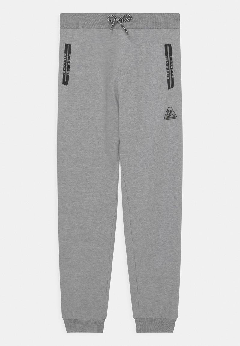 Re-Gen - TEEN BOYS  - Teplákové kalhoty - light grey melange
