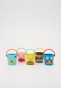 Skip Hop - ZOO STACK & POUR BUCKETS 5 PACK - Speelgoed - multi-coloured - 1