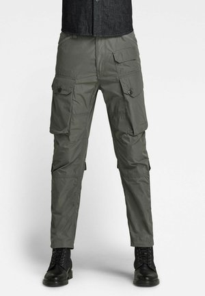 JUNGLE - Cargo trousers - grey