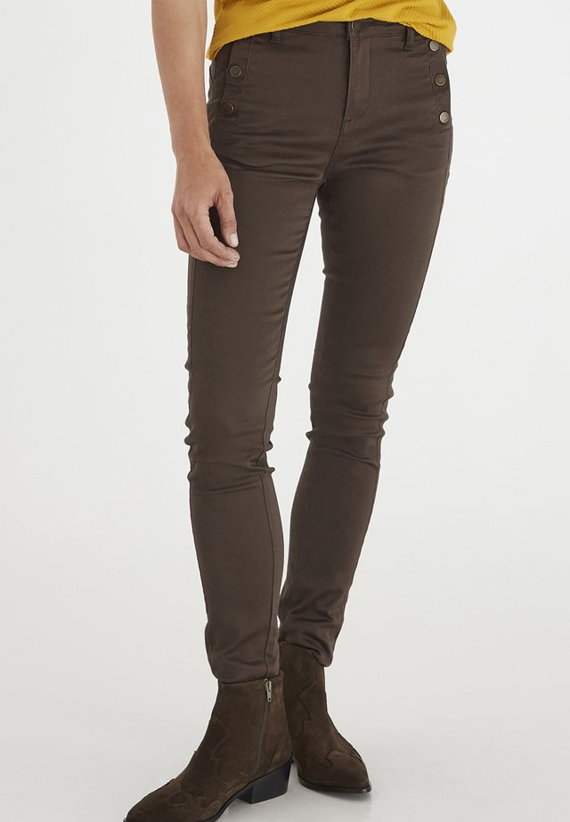 Jeans Skinny Fit - green ink
