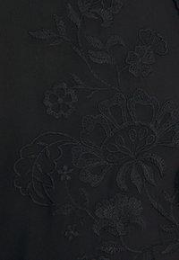 Zizzi - MAUNDREY 3/4 - Summer jacket - black - 6