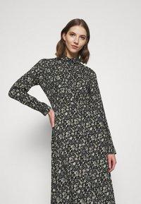 YAS - YASNAOMI DRESS - Maxi dress - black - 3