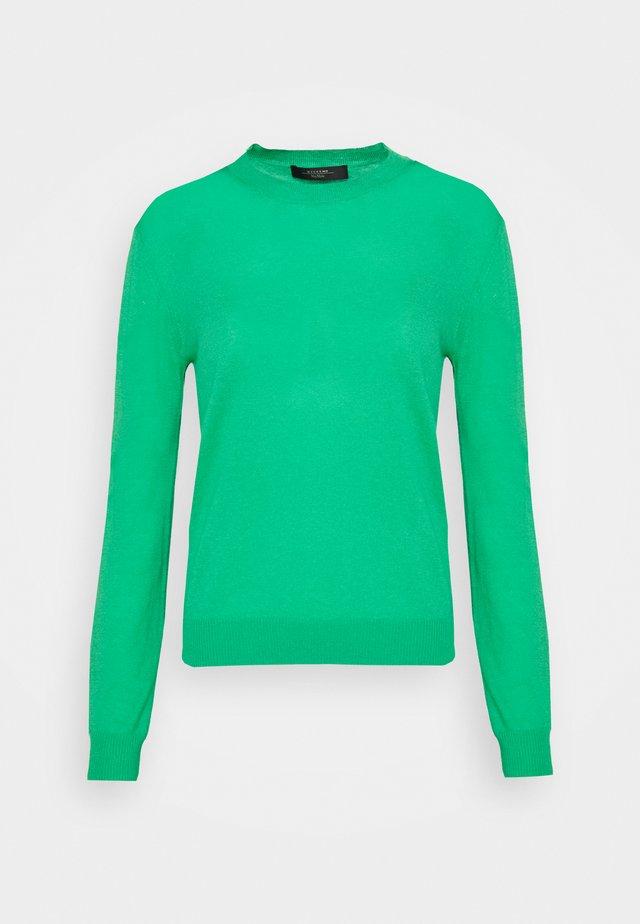 NADA - Trui - smaragdgrün