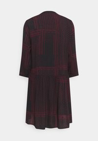 b.young - BYILLA DRESS  - Day dress - dark red - 1