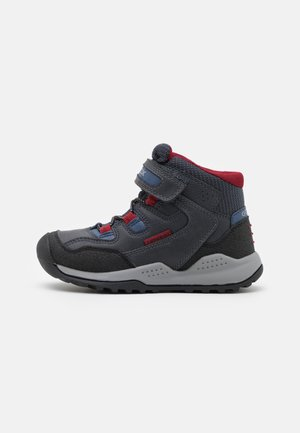 TERAM BOY ABX - Classic ankle boots - navy/dark red