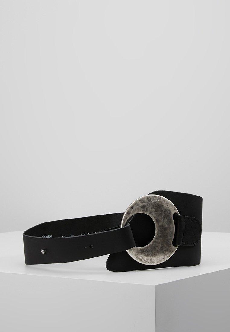 Vanzetti - Taillengürtel - schwarz