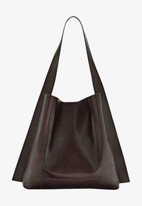 Massimo Dutti - Handbag - bordeaux - 0