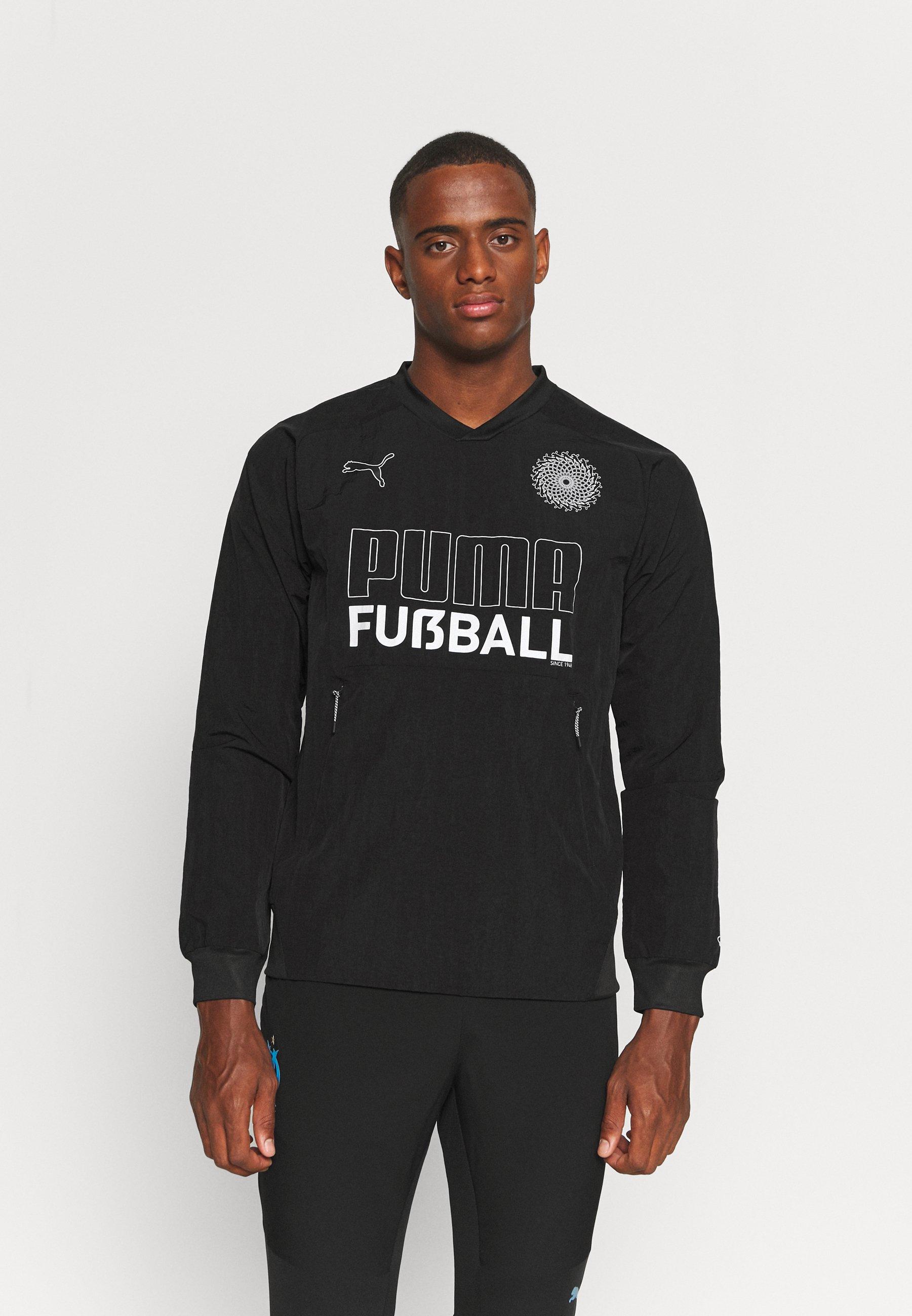 Men FUSSBALL KING DRILL - Long sleeved top