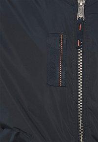 Alpha Industries - PARACHUTE - Bomber bunda - blue - 2