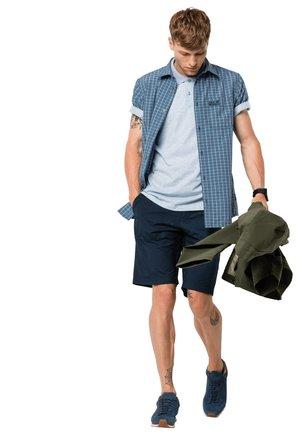 EL DORADO - Shirt - night blue checks