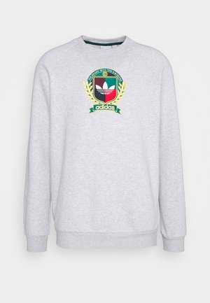 COLLEGIATE CREST - Sweatshirt - grey