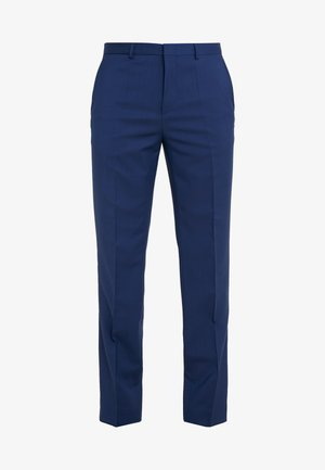 HARTLEYS - Suit trousers - medium blue