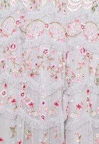 Needle & Thread - ELSIE RIBBON GOWN - Společenské šaty - crystal blue - 7